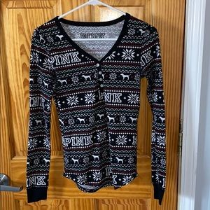 Christmas Long Sleeved Shirt